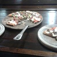 Photo taken at Pizzería El Sabor de Los 4 Quesos by Dana D. on 10/3/2014