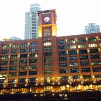 Photo taken at Chicago Water Taxi (Michigan) by Tatiana T. on 7/26/2015