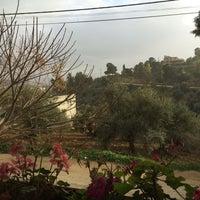 Photo taken at Lebanese House Restaurant by Safa R. on 1/2/2015