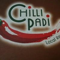 Photo taken at Chilli Padi by Habil on 2/15/2011