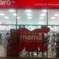 Photo taken at CAC Claro Mall Aventura by PAZcual Alfredo M. on 5/17/2013