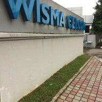 Photo taken at Wisma Celcom (MHS), PJ by myrajojos on 1/18/2017