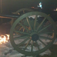 Photo taken at Sleepy Hollow of Gettysburg Candlelight Ghost Tours by Joe G. on 12/30/2012