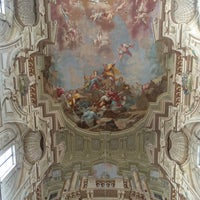 Photo taken at Basilica di Santa Maria del Carmine by Alexandra M. on 4/19/2016