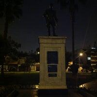 Photo taken at Parque Leoncio Prado by Jhonatan G. on 9/19/2013
