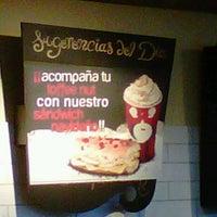 Photo taken at Starbucks by Karina D. on 11/6/2012
