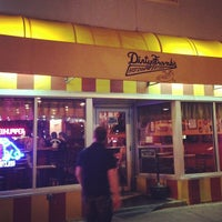 Photo taken at Dirty Frank's Hot Dog Palace by Joel R. on 5/22/2013