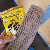 Photo taken at Which Wich? Superior Sandwiches by Eric V. on 8/5/2017