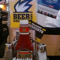 Photo taken at Buffalo Wild Wings by Donna W. on 2/10/2013