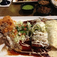 Photo taken at Leticia's Mexican Cocina by Marcelo M. on 2/14/2013