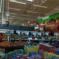 Photo taken at Supermercado Supra by Francisco A. on 2/11/2013