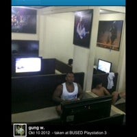 Photo taken at BUSED Ps3 Online by gung w. on 11/25/2012