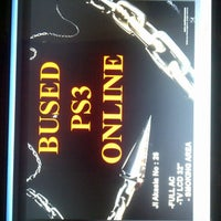 Photo taken at BUSED Ps3 Online by gung w. on 12/16/2012