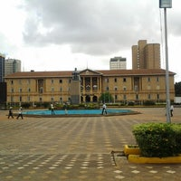 Photo taken at KICC by Pitter N. on 1/16/2013