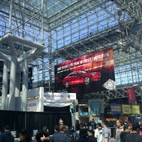 Photo taken at Jacob K. Javits Convention Center by Nobumichi K. on 4/6/2013