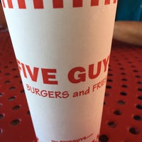 Photo taken at Five Guys by Shelly P. on 9/3/2016
