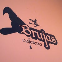 Photo taken at Brujas Cafetería by Stefy R. on 7/11/2013