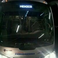 Photo prise au Central de Autobuses par Alejandro O. le4/6/2013