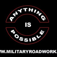 Photo taken at military Roadwork by Mike W. on 10/1/2014