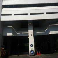 Photo taken at Bank Indonesia by antonius y. on 6/8/2017