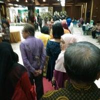 Photo taken at Gedung Manggala Wanabakti by antonius y. on 5/7/2017