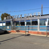Photo taken at Bendix Diner by Randy G. on 10/18/2013