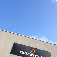 Photo taken at Eventech by Jürgen O. on 10/3/2012