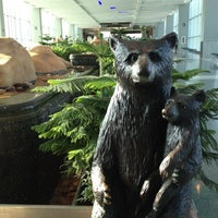 Photo taken at McGhee Tyson Airport (TYS) by Steven B. on 9/27/2012