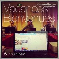 Photo taken at hotel du chene vert by Beer B. on 12/9/2013