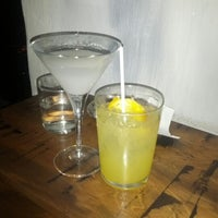 Photo taken at Blue Gin by Aggelos P. on 2/26/2013