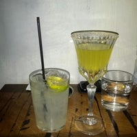 Photo taken at Blue Gin by Aggelos P. on 2/27/2013
