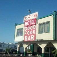 Photo taken at Desert Inn Bar & Restaurant by William L. on 11/11/2012