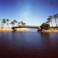 Photo taken at Hilton Lake Las Vegas Resort & Spa by DinoAlanso on 3/5/2013