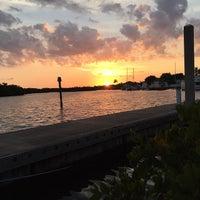 Photo taken at Port Sanibel Marina by DinoAlanso on 5/21/2015