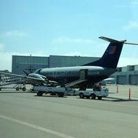Photo taken at McClellan-Palomar Airport (CLD) by Jeff H. on 7/8/2013