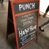 Photo taken at Punch by pɹoɟuɐs@ on 3/9/2016