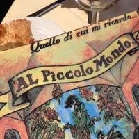 Photo prise au Al Piccolo Mondo par Ignacio S. le9/15/2013