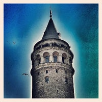 Photo prise au Tour de Galata par Burçin D. le7/2/2013