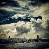 Photo taken at Beşiktaş by Burçin D. on 6/5/2013