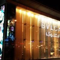 Photo taken at BVLGARI by pink p. on 12/12/2012
