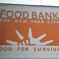 Photo taken at Food Bank for New York City by Afro l. on 8/8/2013