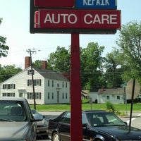 Photo taken at Brunault's Auto Repair by Stephen C. on 6/24/2013