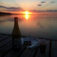 Photo taken at Пляж Прибой by Boni P. on 7/28/2013