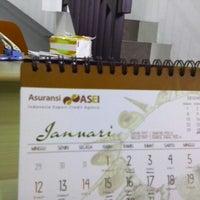 Photo taken at PT. ASEI Persero by Anshori L. on 11/11/2014