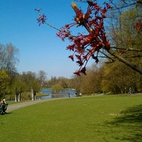 Foto tomada en Parc de Woluwepark por Pietro G. el 4/20/2013