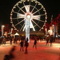 Foto scattata a Place Sainte-Catherine / Sint-Katelijneplein da Pietro G. il 12/1/2012