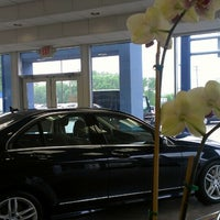 Photo taken at Mercedes-Benz of Maplewood by Ashley M. on 6/5/2013