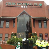 Photo Taken At Celtic Park By Conor M On 12 22 2012