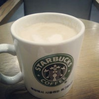 Photo taken at Starbucks by Eric P. on 10/2/2012