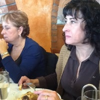 Photo taken at Restaurant La Garrofa by Jose Manuel A. on 12/8/2012